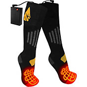 ActionHeat Cotton Battery Heated Socks