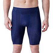 SECOND SKIN Men's QUATROFLX 10'' Compression Shorts