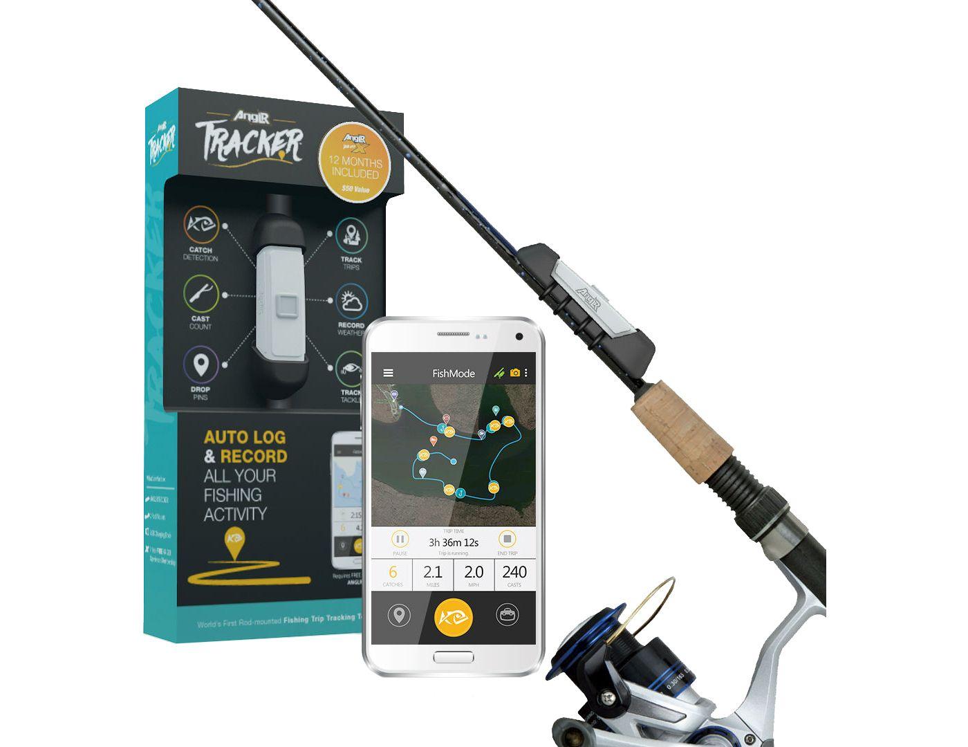 ANGLR Fishing Trip Tracker