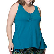 Rainbeau Curves Women's Plus Size Adele Tank Top