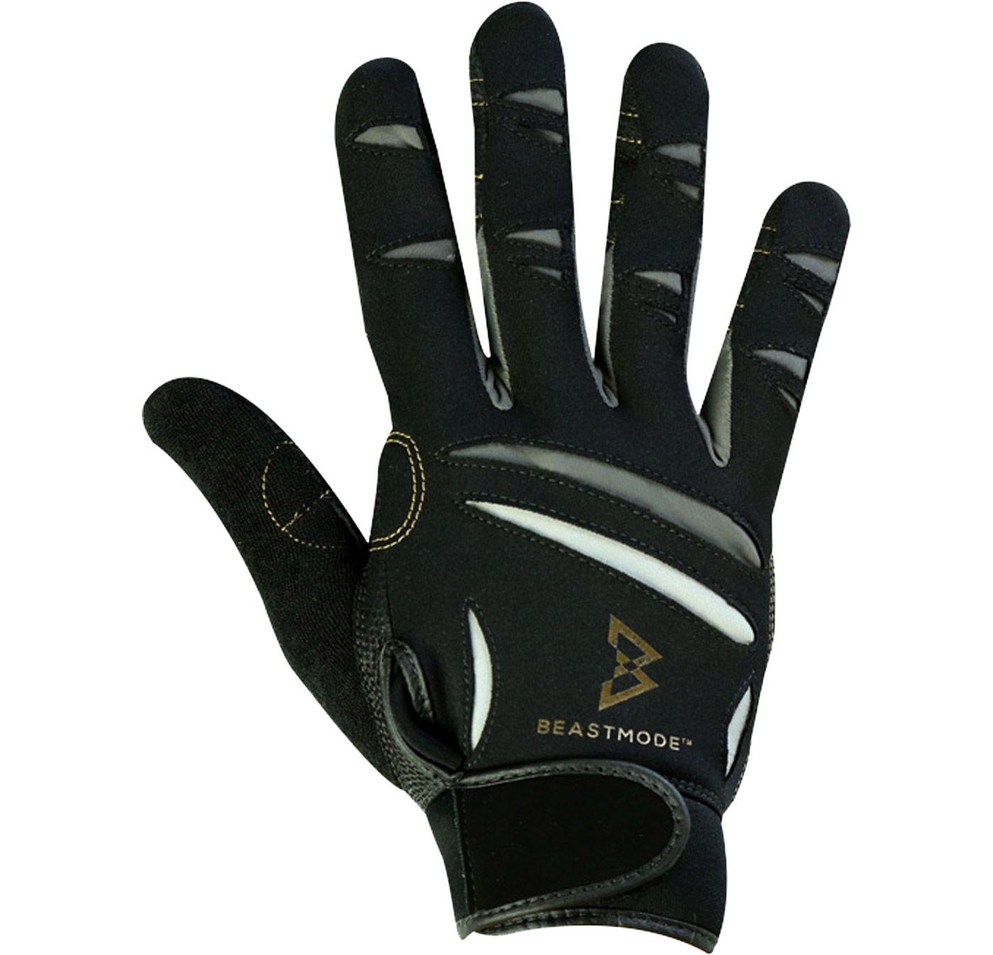 Bionic Men's BeastMode Full Finger Fitness Gloves