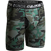 2UNDR Men's Gear Shift Printed 9'' Boxer Briefs