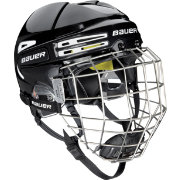 Bauer RE-AKT 75 Ice Hockey Helmet Combo