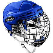 Bauer Senior 5100 Ice Hockey Helmet Combo