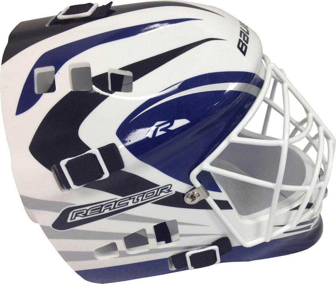 yksityiskohdat klassikko valtuutettu sivusto Bauer Senior Street Hockey Goalie Mask