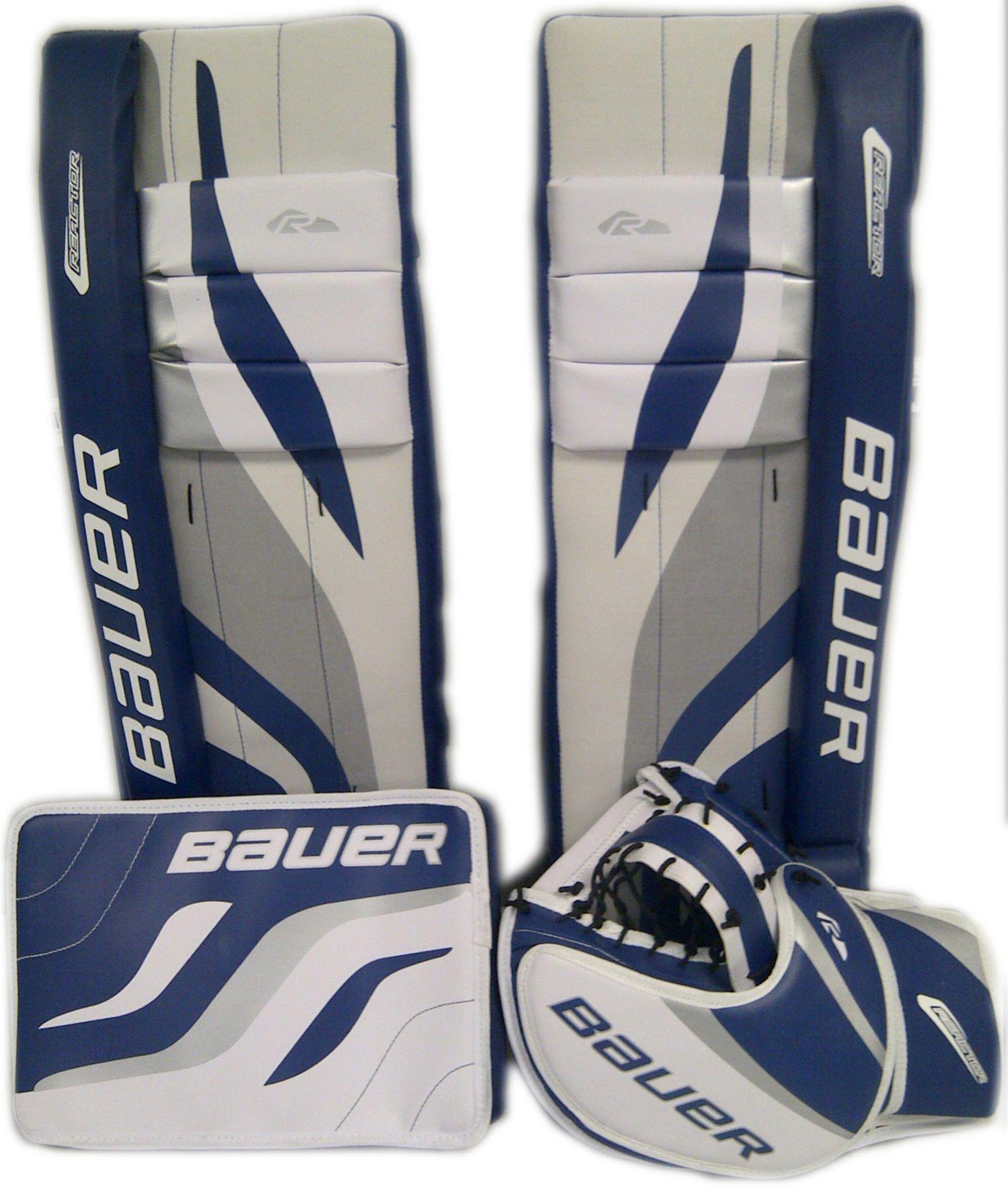 "Bauer Reactor Street Hockey Goalie Kit – 23"""