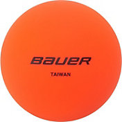 Bauer Warm Weather Street Hockey Ball