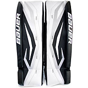 "Bauer Junior Pro Series 24"" Street Hockey Goalie Leg Pads"