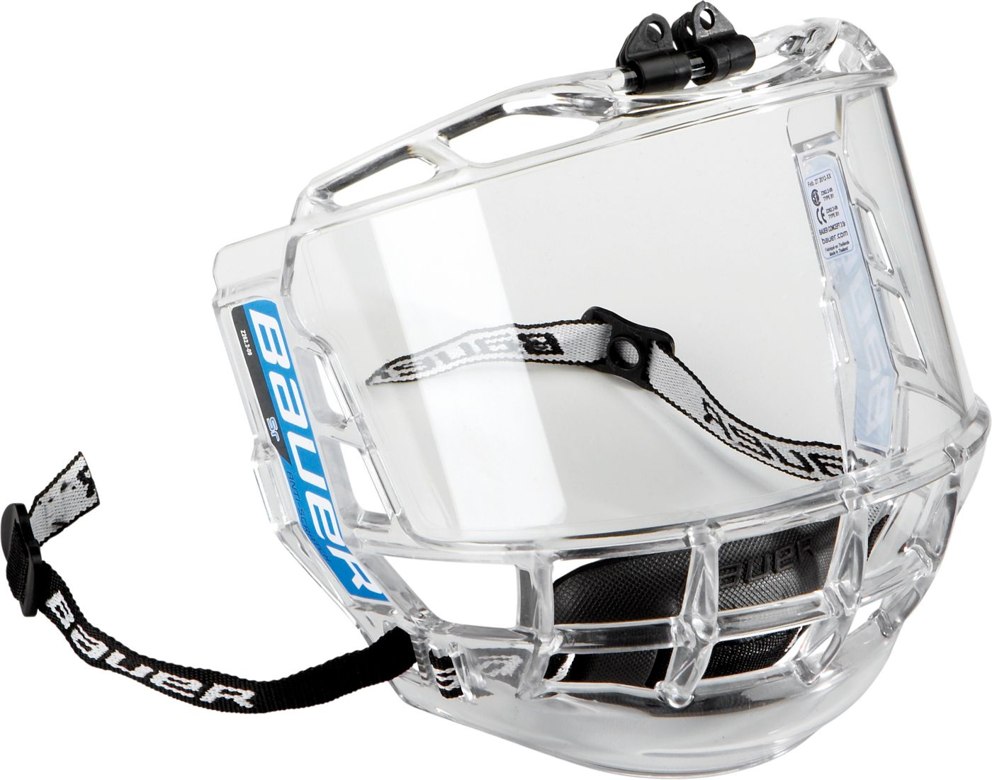 Bauer Junior Concept III Full Shield