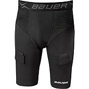Bauer Youth NG 2 Premium Compression Jock Ice Hockey Shorts