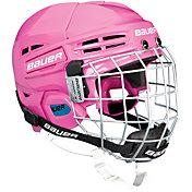 Bauer Youth PRODIGY Ice Hockey Helmet Combo