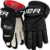 Bauer Junior Vapor X700 Ice Hockey Gloves