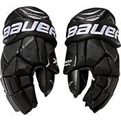 Bauer Junior Vapor X800 Ice Hockey Gloves