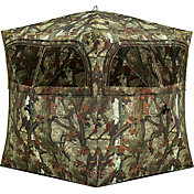 Barronett Grounder 250 Ground Blind – Bloodtrail Woodland Camo