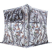 Barronett Grounder 250 Ground Blind – Snow Camo