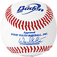 Baden Official Dixie Youth League Baseballs - 12 Pack