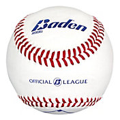 Baden Official League Leather Baseball - 12-Pack