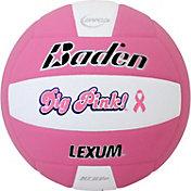 Baden Dig Pink Lexum Microfiber Indoor Volleyball
