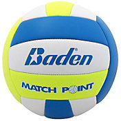 Baden Match Point Neon Indoor/Outdoor Volleyball