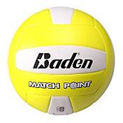 Baden Match Point Neon Indoor/Outdoor Volleyball