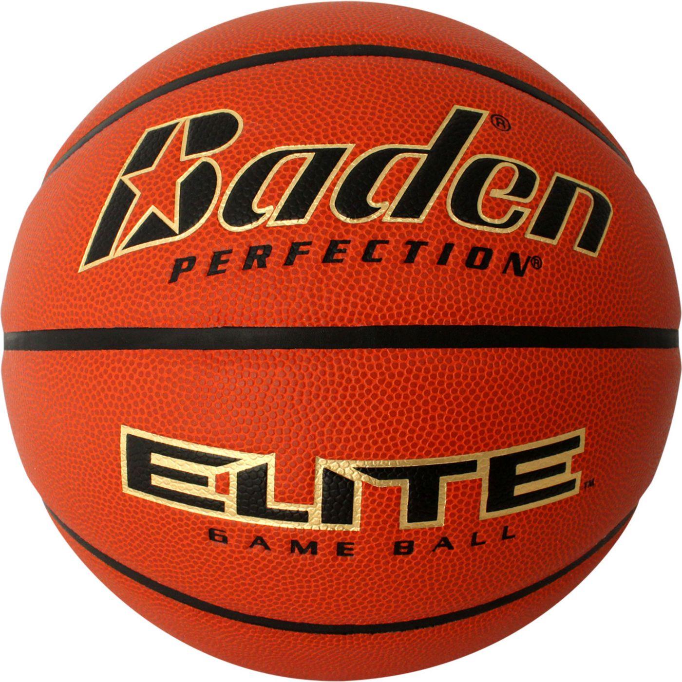 """Baden Perfection Elite Official Basketball (29.5"""")"""