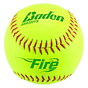 Baden ASA Fire .52 300 Slow Pitch Softballs – 12 Pack