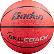 c9f434e1ccab Baden SkilCoach Heavy Trainer Rubber Basketball (29.5