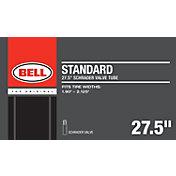 "Bell Standard Schrader Valve 27.5"" Bike Tube"