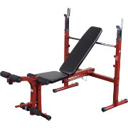 Best Fitness Olympic Folding Weight Bench