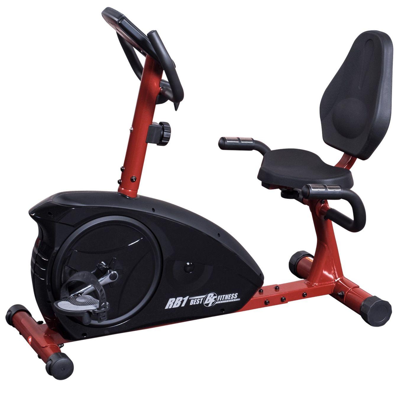 Best Fitness BFRB1 Recumbent Exercise Bike