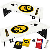 BAGGO Iowa Hawkeyes Bean Bag Toss Game