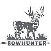 Big Rack Bowhunter Decal