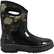 BOGS Women's Classic Watercolor Mid Insulated Rain Boots
