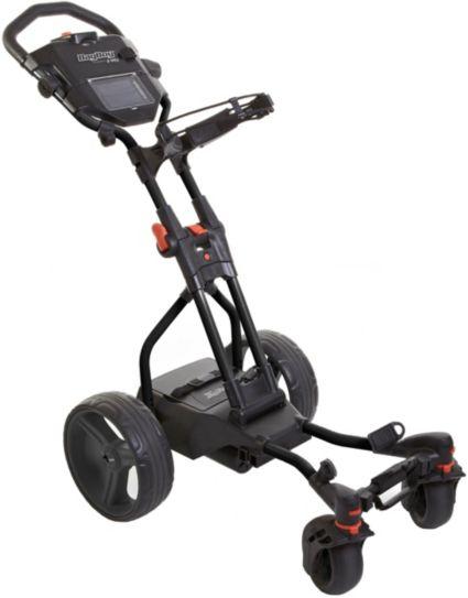 Bag Boy Hunter Quad Electric Push Cart