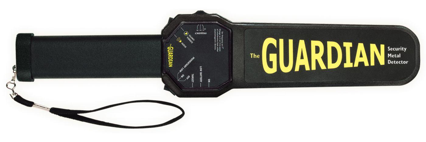 Bounty Hunter Guardian Security Metal Detector