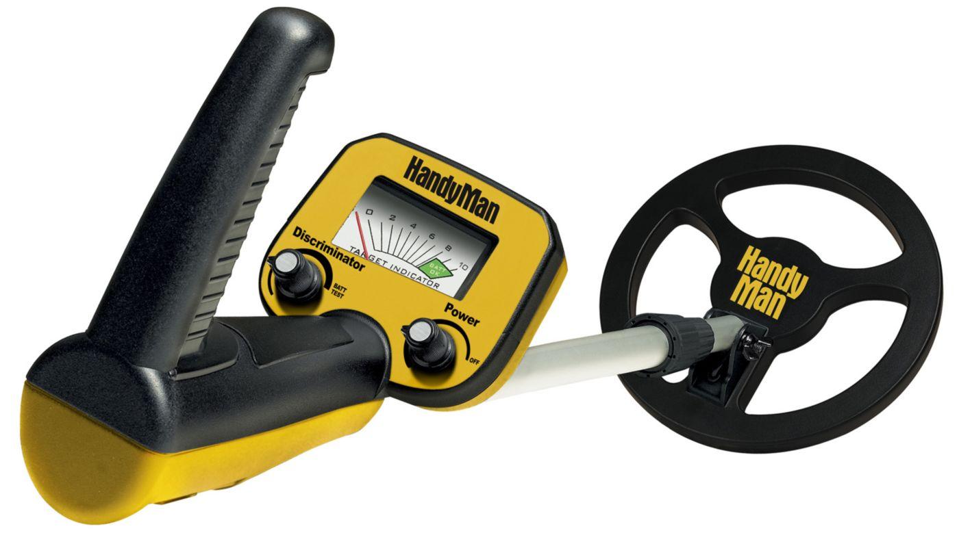 Bounty Hunter HandyMan Metal Detector with Telescoping Magnet