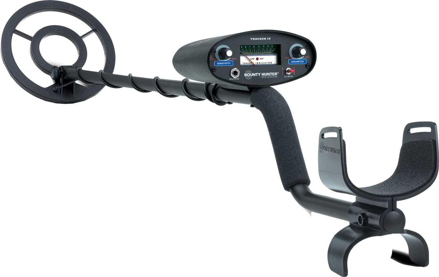 Bounty Hunter Tracker IV Metal Detector