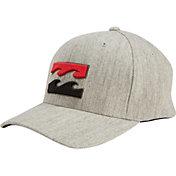 Billabong Men's All Day Heathers FlexFit Hat
