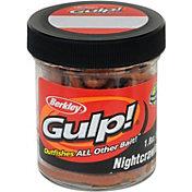 Berkley Gulp! Extruded Nightcrawler Jar Bait