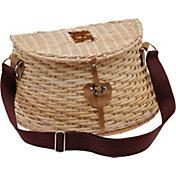 Berkley Rattan Creel Bag