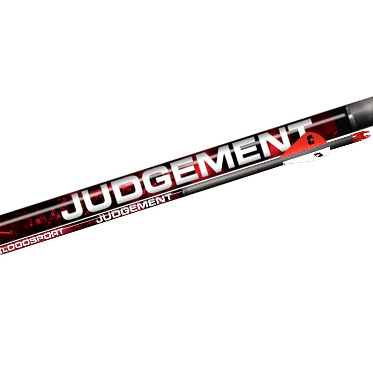 Bloodsport Judgement Arrow - 6 Pack, Size: 400 thumbnail