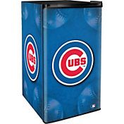 Boelter Chicago Cubs Counter Top Height Refrigerator