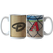 Boelter Arizona Diamondbacks Ballpark 15oz Coffee Mug 2-Pack