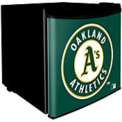 Boelter Oakland Athletics Dorm Room Refrigerator