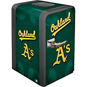 Boelter Oakland Athletics 15q Portable Party Refrigerator