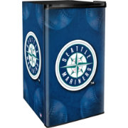 Boelter Seattle Mariners Counter Top Height Refrigerator
