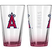Boelter Los Angeles Angels 16oz Elite Pint 2-Pack