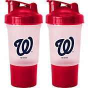 Boelter Washington Nationals 16oz Protein Shaker 2-Pack