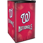 Boelter Washington Nationals Counter Top Height Refrigerator