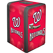 Boelter Washington Nationals 15q Portable Party Refrigerator